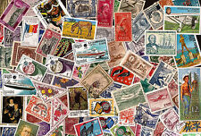 [Lot A] 100 Different Deluxe Worldwide Stamp Collection