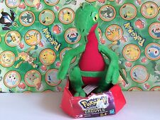 "Pokemon Plush Grovyle Deluxe 10"" doll Stuffed figure 2004 Hasbro New in Box Toy"