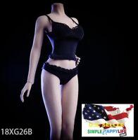 1//6 Men Tank Top /& Underwear Set For Phicen M30 M31 M32 Hot Toys Figure U.S.A.