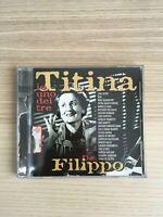 Titina De Filippo - Io, Uno dei Tre - CD Album - Ron Bennato Nava Di Michele -NM
