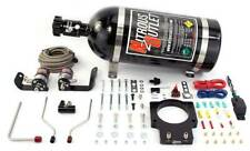 Nitrous Outlet Pontiac 04-06 GTO 92mm FAST Intake Plate System (10lb Bottle)