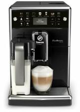 Cafeteras espresso automáticas negros Saeco