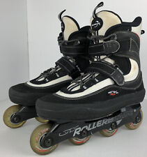 Rollerblade CY33 S Inline Blades Skates Made In Italy Men's Size 11.5 80mm