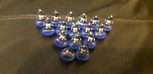 Subbuteo Rugby Team, France / Scotland  for Restoration...