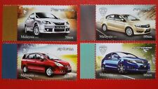 2014 Malaysian Mode Vehicles Series 4 Unissued ( Stamp Set )