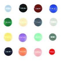 Botones de de costura y mercería de plástico