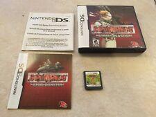 Commando: Steel Disaster Nintendo DS NDS COMPLETE
