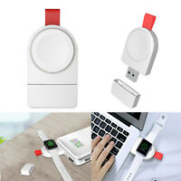 Magnetic Wireless Charger Cable Charging Dock For Apple Watch iWatch Series1 2 3
