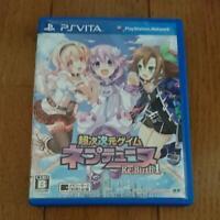 PSVITA/Hyperdimension Neptunia Re;Birth1 /RPG from Japan
