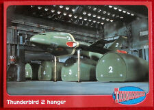 THUNDERBIRDS - Thunderbird 2 Hangar - Card #17 - Cards Inc 2001