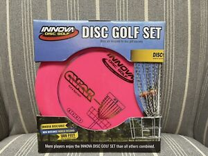 *NEW IN BOX* Innova Disc Golf Driver, Mid-Range & Putter Set of 3 FREESHIP