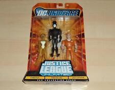 DC Universe , Justice League Unlimited 3 pack #4. Mattel. a estrenar en blister