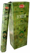 Hem Incense Sticks Forest Bulk 120 Stick for Cleansing Spiritual Blessings