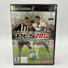 Pro Evolution Soccer 2012 PES (Sony PlayStation 2) *BRAND NEW - FACTORY SEALED*