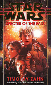 Star Wars: Specter of the Past by Zahn, Timothy Paperback Book The Cheap Fast