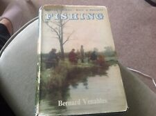 Fishing by Bernard Venables. First edition 1953