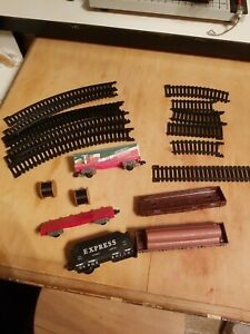 Model train parts lot ho or smaller