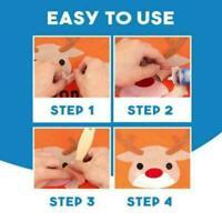Super-sticky Sew Glue fabric glue clothes glue repair car cushion universal S8A8