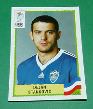 N°224 DEJAN STANKOVIC JUGOSLAVIJA YOUGOSLAVIE PANINI FOOTBALL UEFA EURO 2000