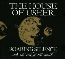 THE HOUSE OF USHER Roaring Silence CD Digipack 2018