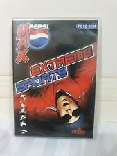 Pepsi Max Extreme Sports PC Game - Complete - Windows 95 / 98 X Sports