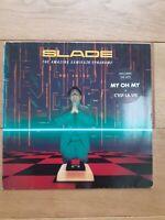 Slade – The Amazing Kamikaze Syndrome PL 70116 Vinyl, LP, Album