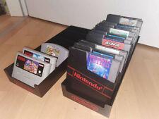 Original Nintendo NES / SNES Spiele Aufsteller für Händler