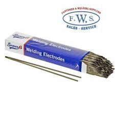 2 X SUPER 6, 5KG PKT MILD STEEL WELDING ARC ELECTRODES 6013 3.2MM STICK RODS