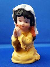 MARY Madonna Sagebrush Kids Nativity Crèche Perillo Native Vintage 1985