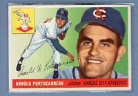 1955 Topps #77 Arnold Portocarrero VG-EX GO145