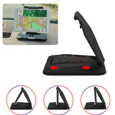 Car Dash Tablet Mount Holder Stand Sun Shade Nonslip Fit For 3-9.5in Phone iPad