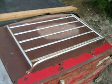 Alfa Romeo luggage rack , rust , fits 1974 spider other models used