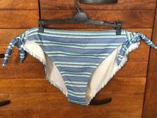 Ladies Fat Face Size 18 Bikini Bottoms Tie Side.