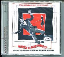 Bernard Herrmann NORTH BY NORTHWEST Intrada OOP Soundtrack Score SEALED CD Rare