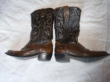 Pre Owned Mens Size 7 1/2 Good Year Cowboy Boots size 7 1/2