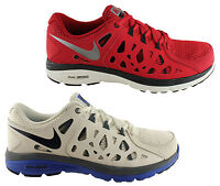 NIKE DUAL FUSION RUN 2 MENS RUNNING SHOES/SNEAKERS/SPORTS/TRAINERS/SPORT/CASUAL