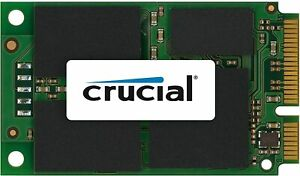 CRUCIAL M4 MSATA 64GB Drive CT064M4SSD3
