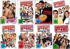 American Pie 1 - 8 Collection (Jason Biggs)                          | DVD | 200