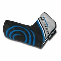 Genuine Odyssey Works Blue & Black Blade Magnetic Closure Putter Head cover