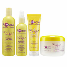 Aphogee Curlific Curl Shampoo Leave-In Conditioner Treatment Definer Combo 4PC