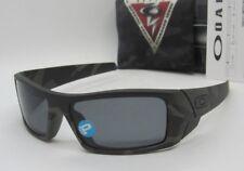 OAKLEY multicam black/grey POLARIZED SI GASCAN OO9014-03 sunglasses! NEW IN BOX!