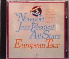 The Newport Jazz Festival All-Stars - European Tour (CD 1988)