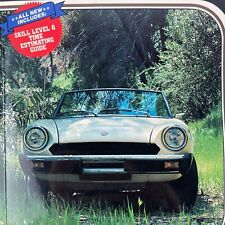 1971-1984 Fiat 124 Coupe/Spider, 2000 Spider Clymer Repair Service Shop Manual