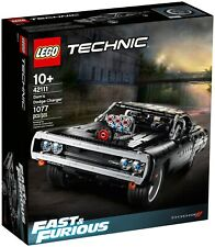 Lego Technic Dodge Charger de Dom Fast and Furious 42111 Neuf