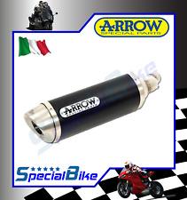 HONDA XL 650 V TRANSALP 2000 > 2007 SCARICO ARROW RACE TECH ALLUMINIO DARK