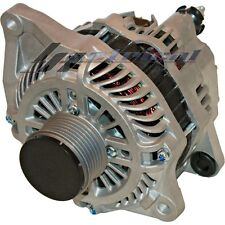 100% NEW ALTERNATOR FOR MITSUBISHI OUTLANDER LANCER 120AMP *ONE YEAR WARRANTY*