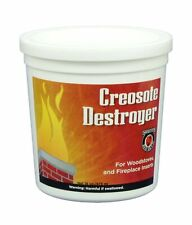 Effective Woodstove Fireplace Chimney Cleaning Creosote Destroyer 5lbs Red