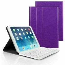 UK For iPad 2 3 4/iPad 2018/2017/Air/Mini Wireless Bluetooth Keyboard Cover Case