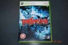 Wolfenstein XBOX 360 UK PAL ** Kostenlose UK Versand **