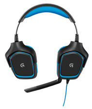 Logitech G430 Gaming Headset Surround Sound Gaming Headset USB 981-000536 New
